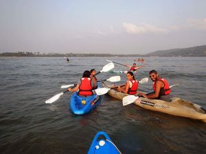 Move Beyond Beach Hopping And Try This Adventure-Fueled Cruise in Goa