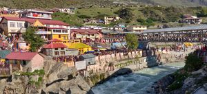 THE BLISSFUL BEAUTY OF BADRINATH