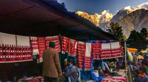 Forget about the Delhi Trade Fair, head to Lavi - the biggest Trade Fair of the greater Himalayas