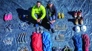 Two boys and their passion - CB13 Alpine Style Expedition