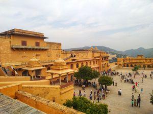 Solo woman backpacking trip to Rajasthan: 'Padharo mhara des'