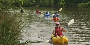 Introduction to River Kayaking