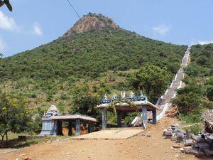 Enchanting Tamil Nadu Temple - Perumal Malai