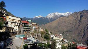 Pangarchulla peak trek...joshimath, Uttarakhand