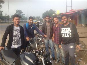 Boys trip to Khandadhar fall from Rourkela