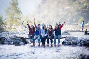 A weekend trip to Haridwar and Rishikesh - Aarti Gandhi
