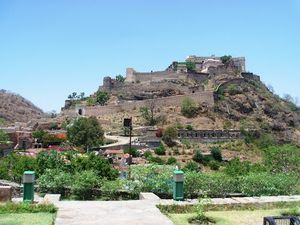 Kumbhalgarh Fort 1/undefined by Tripoto