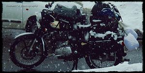 Exploring Leh & Himachal on Motorbike - Getting Leh'd