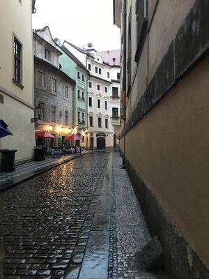 Prague in the Rain - A Photo Series