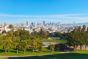 Dolores Park 1/1 by Tripoto