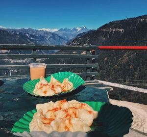 MoMo & Tea with a view