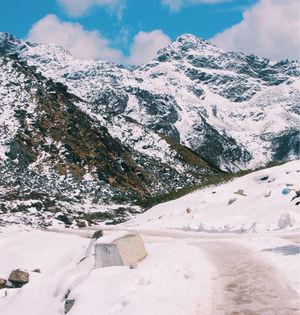 Tawang & Bumla Pass (15,200ft ASL)