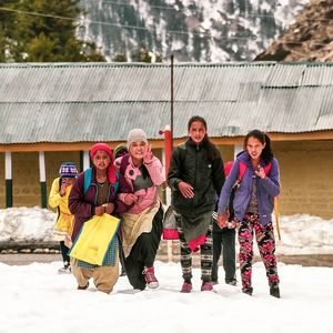 The Last Indian Village -Chitkul