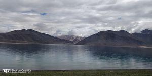 Beautiful pangong lake and nubra valley