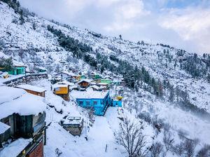 Winter Fairyland: Kedarkanth