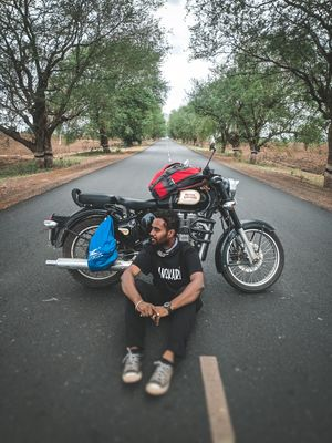 Bike trip to gandikota from Hyderabad[Grand canyon][Full detailed]