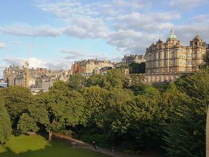 Crushing on Edinburgh #Chapter1