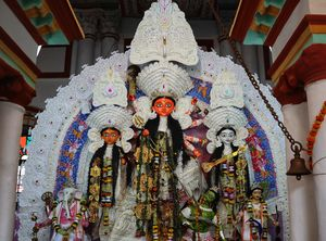 Durga Puja in Kolkata #FromTheCornerTable