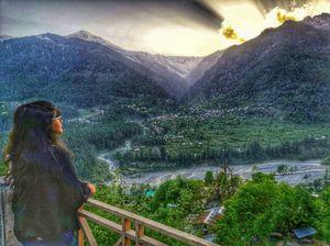 Living my Mountain dream.