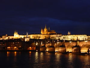 Mesmerized by the beauty of Praha