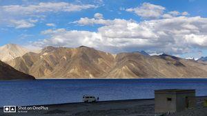 Ladakh-A biking trip to Top of the World