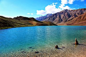 The Mystical Lake - Chandra Tal Lake