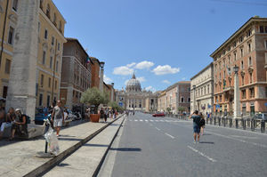 While In Rome - Italy's Hot Blooded Capital!