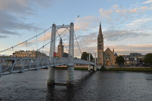 The City of Inverness - The Capital of Highlands!