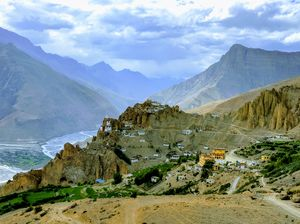 Journey to the Dreamland - Spiti Valley in June.