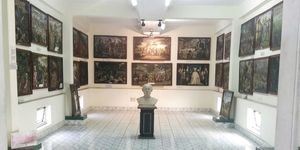 RKCS Art Gallery and Three Mothers Art Gallery in Imphal, Manipur is a treat for art lover! | Her Li
