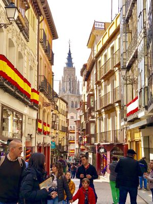 Day trip to the ex capital of Spain: Toledo