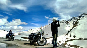 Bullet Points (part I) – Kanyakumari to Kashmir – Reaching Leh