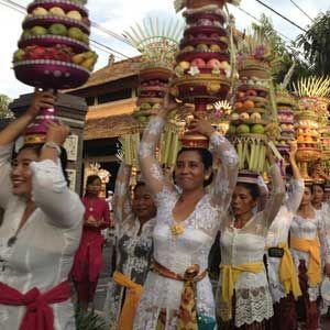 Temple Culture of Bali