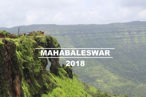 Road Trip from Pune to Goa : Ep 1- MAHABALESHWAR