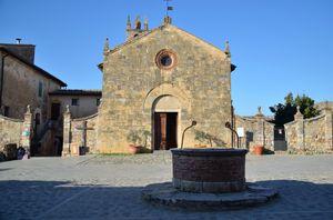 Monteriggioni 1/undefined by Tripoto