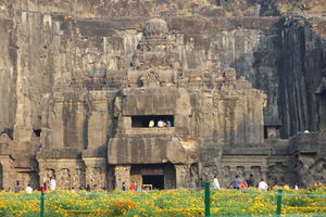 Kailasa Temple 1/undefined by Tripoto
