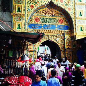 Ajmer Sharif :Spritual Bliss
