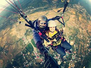 Paragliding | Bir Billing: 2k is all you need to Fly..#adventureactivity