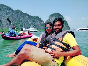 Mesmerizing Phuket For The Honeymooners#romantictrip