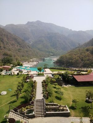 Rishikesh:- One of the most adventurous trip i ever had.