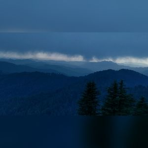 """""""this magical blue Mountains view makes you dissolve towards Himalayas peaks."""" #triptocommunity"""