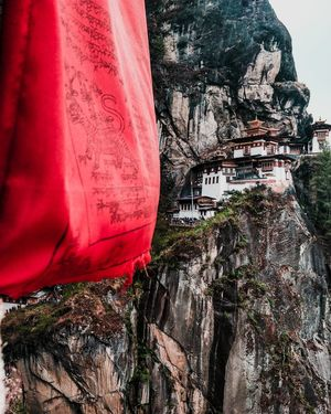 Tiger's Nest At 10000 ft. Above sea level
