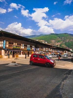 Paro: A Dreamy Town