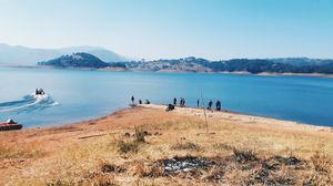 Umaim Lake and its viewpoint #northeastphotos