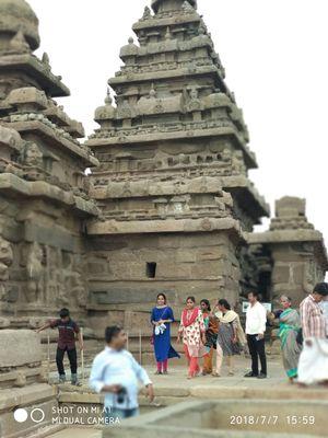 A perfect blend of History, Architecture, Chilling and Peace. Mahabalipuram (Mamallapuram) #Chennai