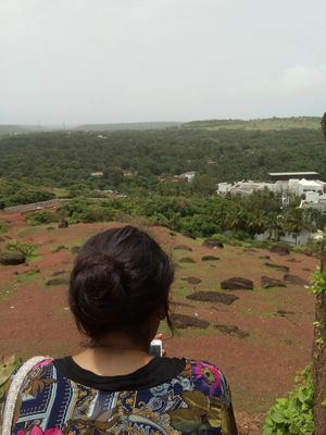 Chapora Fort. Dil Chahta Hai Frames ❤️ 17 years and still counting. #Goa