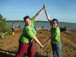 Volunteer in Kenya with KVCDP