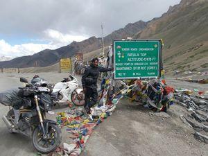 10516kms, 18 Days, 18 States on Mahindra Mojo