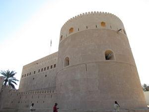 Experiencing Omans History at Al Hazm Castle @Al Batinah Region