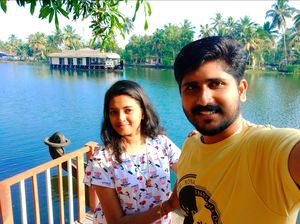 Most Popular Backwater Destination In Kerala - Kuttanadu and Chambakkulam.